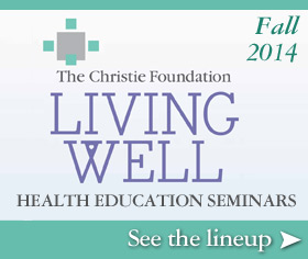 Fall 2014 Living Well Symposium